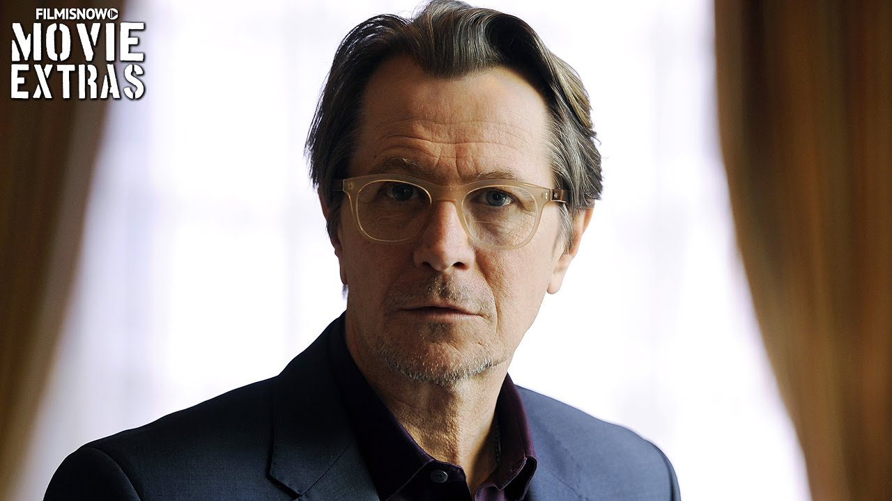 Criminal | Gary Oldman is 'Quaker Wells' Official Interview