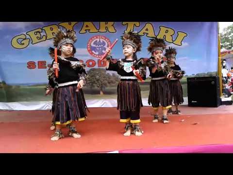 Sajojo - Tk Delima Juara I Tari Sejabodetabek 22 Maret 2014 video