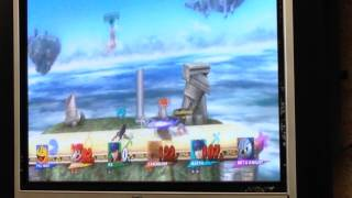 What happens when you set up Smash Wii U at school