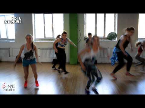 Novv Intensive Rostov-on-Don! Workshop Julia Kiseleva (Afro Dance)
