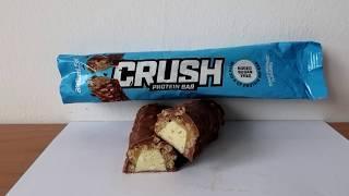 #Taste-Test- BioTech USA CRUSH Protein Bar ✳Toffee-Coconut✳