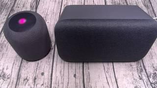 Apple HomePod vs Google Home Max