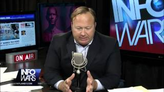 Alex Jones on History Repeating, Blitzkrieg, God, and NWO Infighting 720.HD