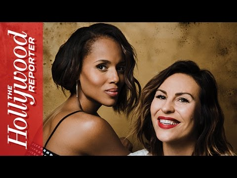 Kerry Washington & Makeup Artist Reveal Must-Have Products