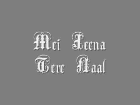 Mei Jeena Teray Naal - Cover by Angel