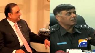 Who is Police SSP Malir Rao Anwar