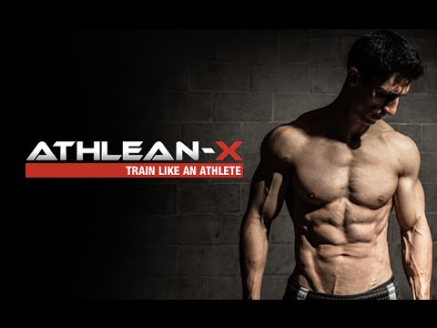 The ATHLEAN-X Training System (TRAIN LIKE AN ATHLETE!)