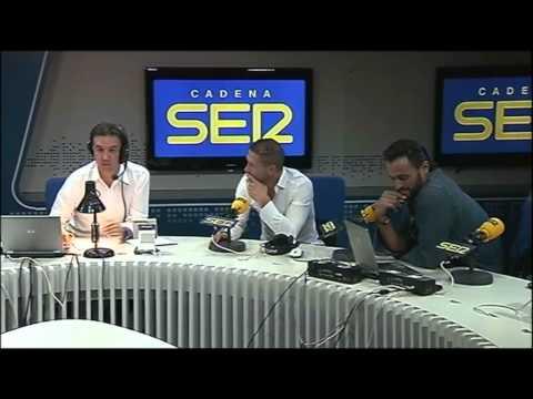 Entrevista a Simeone en 'El Larguero' (1ª parte). Cadena SER