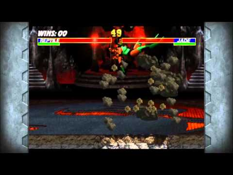 Mortal Kombat : Arcade Kollection - 9500gt