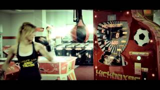 KickBoxer JAKAR amusement machine
