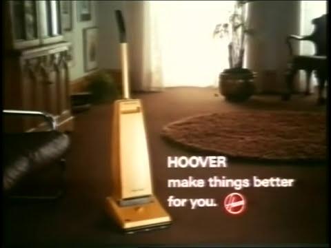 Hoover Junior Deluxe Vacuum Cleaner 1970 U0026 39 S Tv Commercial