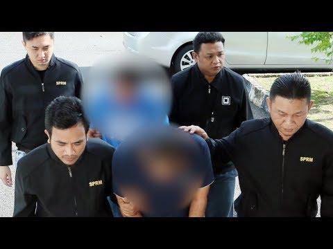 Dua ahli PKR Kedah direman 6 hari minta rasuah