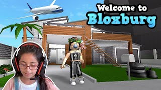 I HAVE 6 HOMES IN BLOXBURG! ROBLOX GAMEPLAY | FAMBAM GAMING