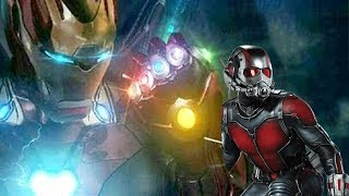 AVENGERS 4 FOOTAGE SHOWN AT CINEEUROPE IRON MAN AND ANT MAN COLLECT INFINITY STONES