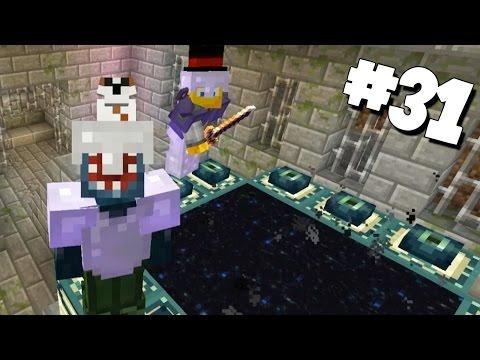 Minecraft - Boss Battles - End Portal! [31] video
