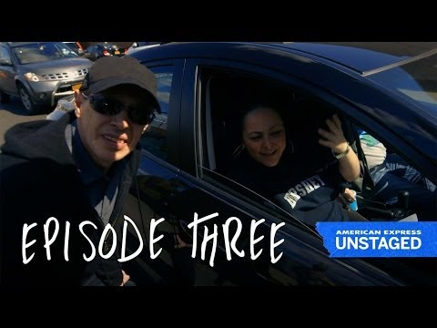 Steve Buscemi Stops Traffic in New York City - EP 3 (Amex UNSTAGED: Vampire Weekend)