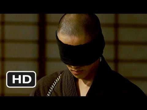 Ninja Assassin #2 Movie CLIP - Without One of Your Senses (2009) HD