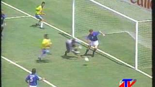 TELETRECE 17 JULIO 1994 RELATOS PARTIDO FINAL BRASIL ITALIA USA 94 JM