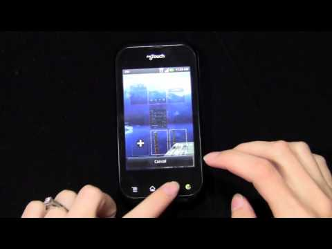 T-Mobile myTouch Q Review Part 1