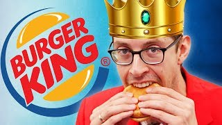 Keith Eats Everything At Burger King