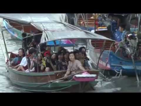 Bangkok News - Amphawa floating market