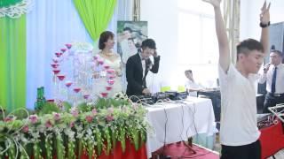 Đám cưới chất nhất vịnh bắc bộ . DJ hay . Cô dâu quẩy. Dancer chuyên nghiệp