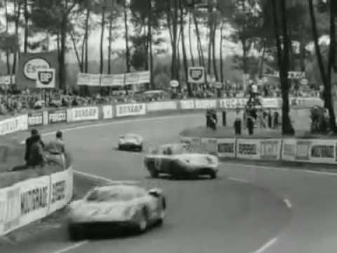 Polygoonverslag rondom de 31e 24 uurs race van Le Mans waarbij 49 wagens meedoen. De winnaars zijn de Italianen Lorenzo Bandini en Ludovico Scarfiotti in een...