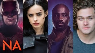 Marvel Boss Answers How TV & Netflix Shows  Fit in the MCU