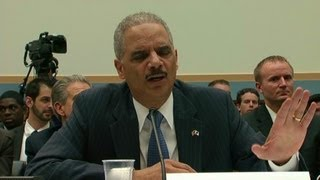 IRS   Bad blood between Holder and Issa    5/16/13