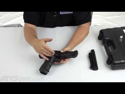 Tiberius Arms 8.1 Paintball Gun Pistol - Review