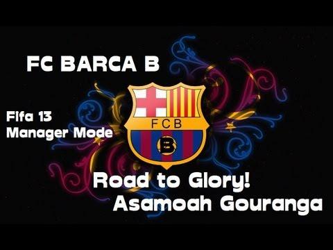 FIFA 13: Barca B - Rise Above Barca - Season 1 Part 2 - Starting the Season