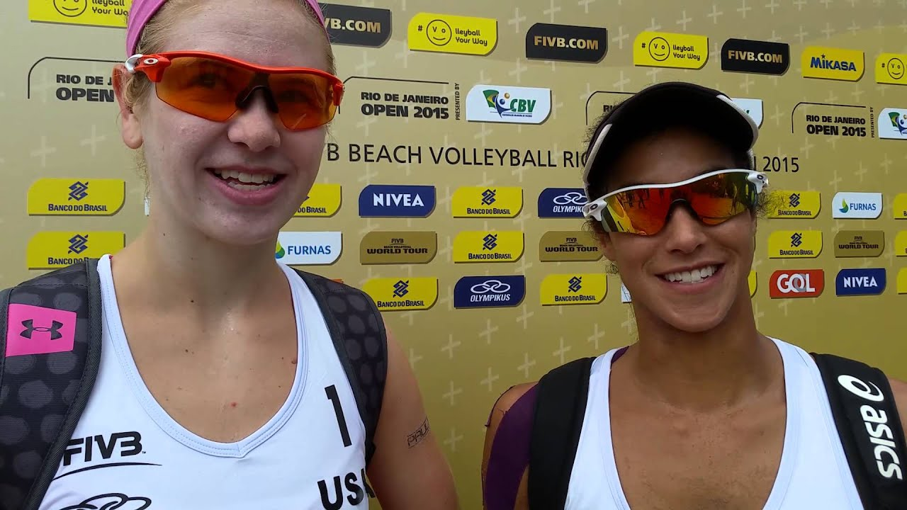 Summer Ross and Lane Carico fifth in Rio