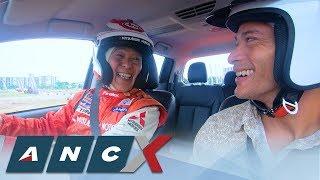 Pushing the 2019 Mitsubishi Strada to the extreme | ANC - X REV