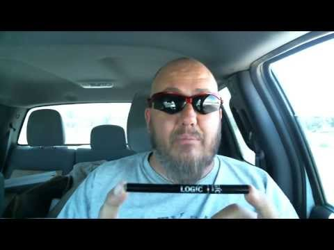 Logic Platinum Disposable Electronic Cigarette Review
