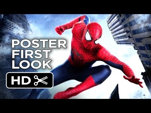 The Amazing Spider-Man 2 - New International Posters (2014) - Andrew Garfield Movie HD