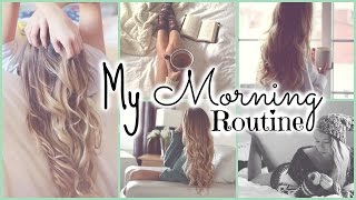 Get Ready With Me // My Morning Routine
