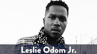Leslie Odom Jr. Talks Hamilton and the Importance of Education