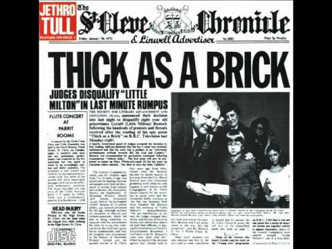 Jethro Tull - Thick As A Brick Part I