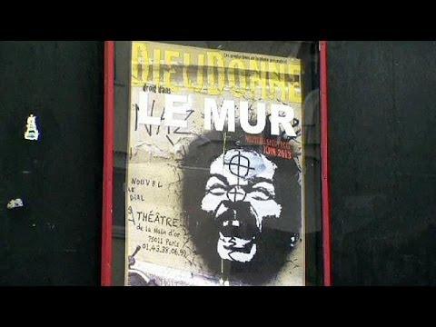 Controversial French comic Dieudonne wins court battle