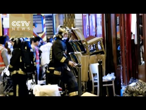 State of emergency extended in France