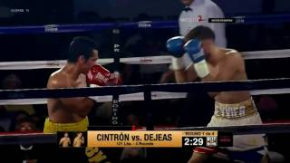 Jeyvier Cintron Debut en PR  Full Fight