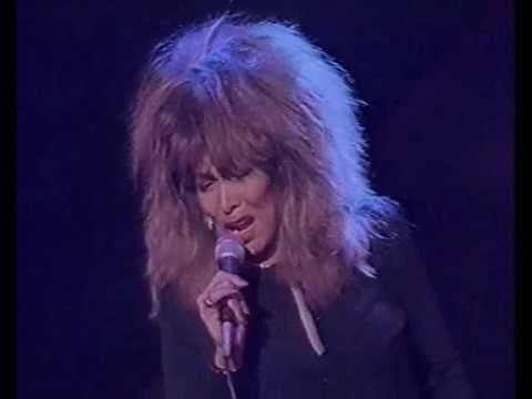Tina Turner A change is gonna come Live