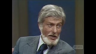 Dick Van Dyke Interview on The Dick Cavett Show 1974