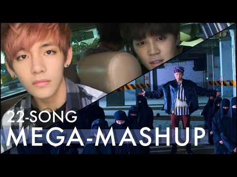 """(NOT) TODAY"" – K-POP MEGA MASHUP [22 Songs, 10K Subscriber Special]"
