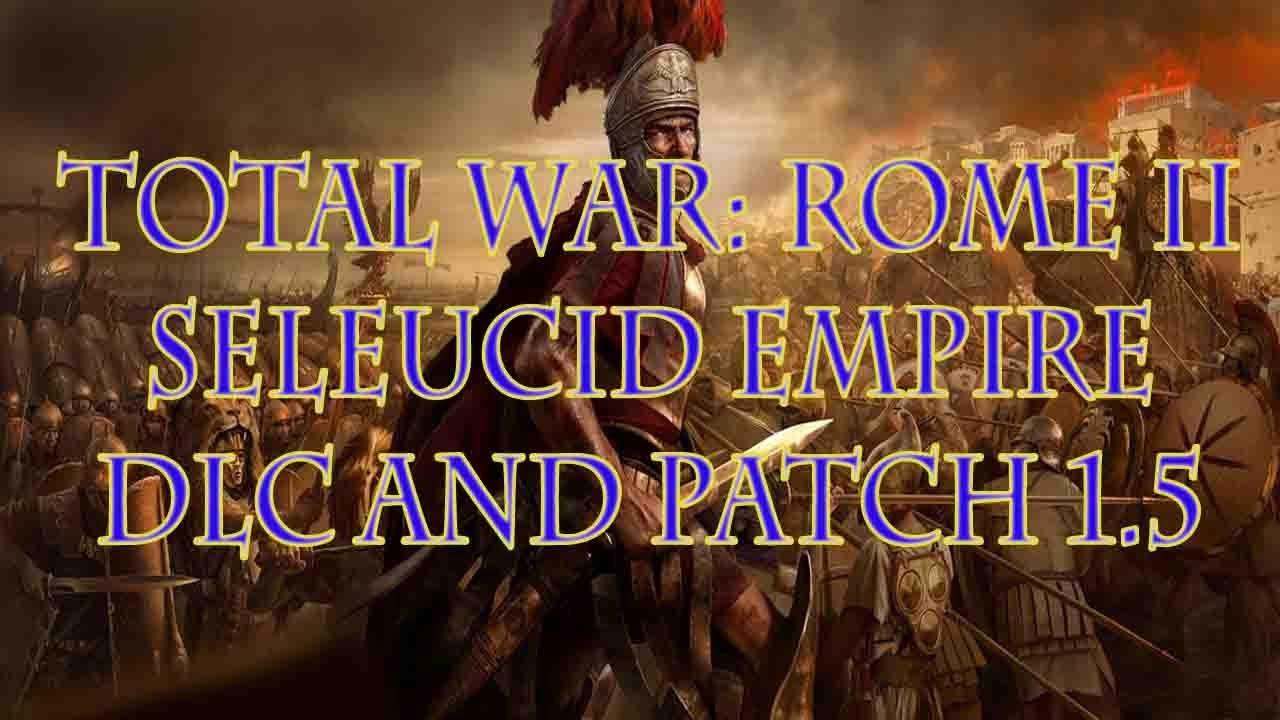 Seleucid TWR2 faction - Total War Wiki