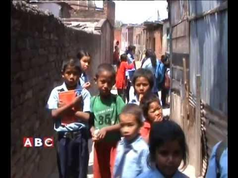Slum student of Thapathali slum area Followup Report By Madan Dhungana