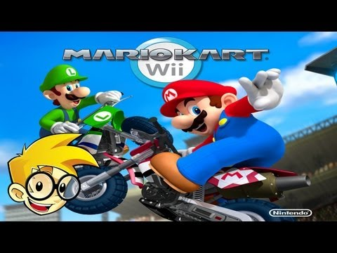 Mario Kart Wii - A caminho da Rainbow Road - Nerds Primatas