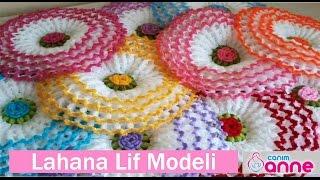 Lahana Lif Modeli Yapılışı , Canım Anne
