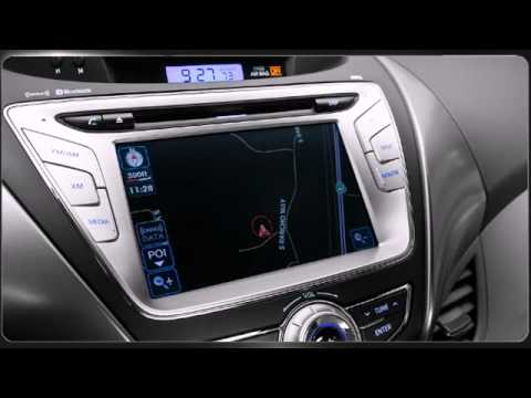 2012 Hyundai Elantra Video