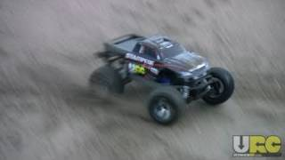 Traxxas Stampede 4x4, Evening at the beach (no music)